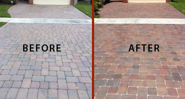 Paver Sealing Success Story In Boca